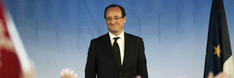 Message au nouveau Président de la République, François HOLLANDE dans Politique nationale fhollande