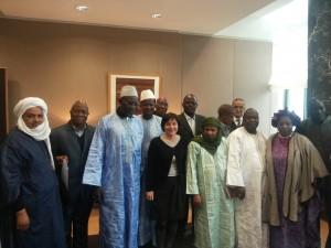 Rencontre avec la société civile malienne 2