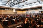 Assemblée lors du lancement de l'AED