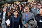 Avec Nicolas Hulot et les lycéens