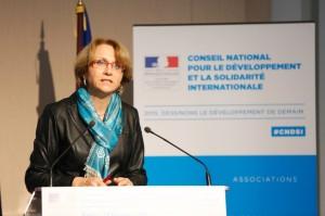 Discours d'Anne-Marie Descôtes