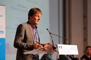 Discours de Nicolas Hulot