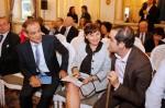 Avec Jean-Pascal Tricoire et Pouria Amirshahi 2