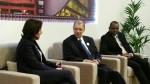 Entretien avec le Président James Alix MICHEL de la République des Seychelles